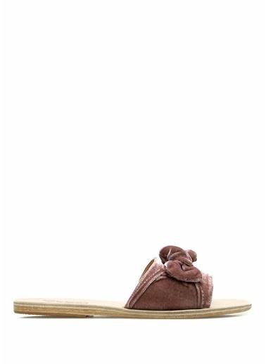 Ancient Greek Sandals Terlik Bordo